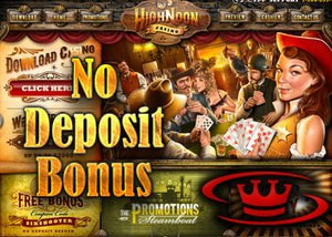 No Deposit Casino Bonus List Exclusive Free Coupon Codes
