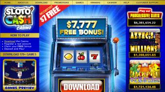 Cash Casino 777 Promo Code