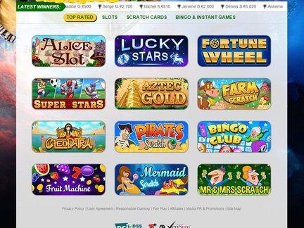 Sparkys casino island reef casino