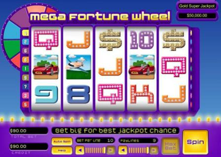 Mega Wheel of Fortune